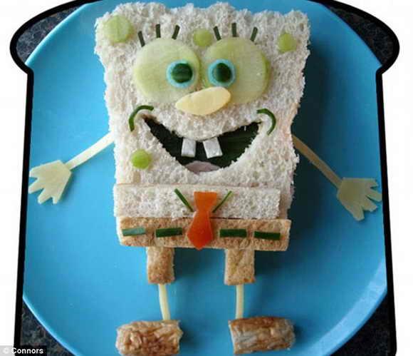 необычные бутерброды