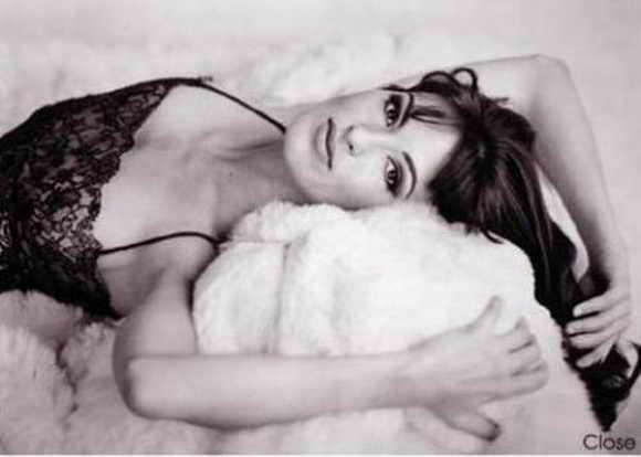Мариска Хэргитэй - 45 лет
