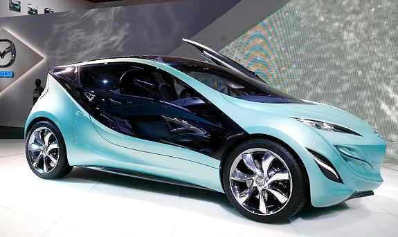 Элетромобиль Mazda