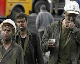 Взрыв на шахте в Макеевке