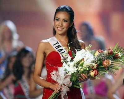 Мисс Тайланд Чутима Дуронгдеж - Мисс Фотогеничность