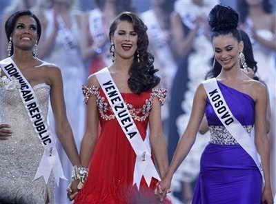 Мисс Вселенная 2009. В ожидании результатов