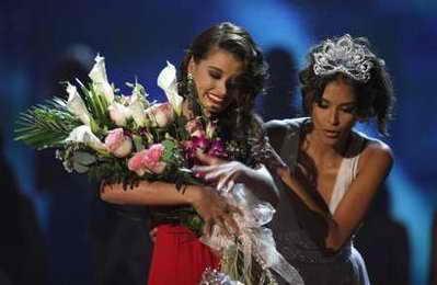 Мисс Вселенная 2009. Падение короны