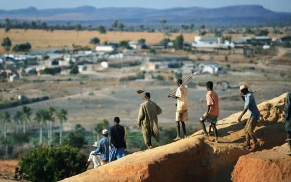 Сапфиры Мадагаскара