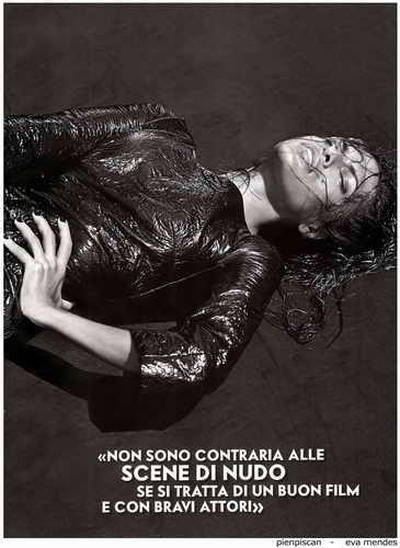 Eva Mendes - восьмая фотография