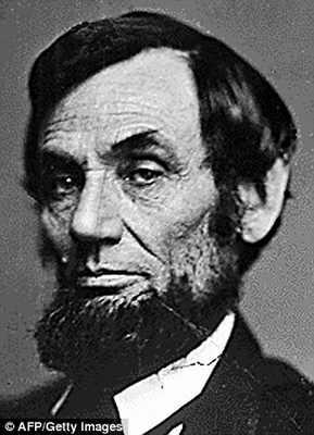 16-й Президент США Авраам Линкольн