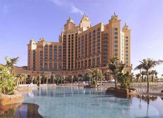 Atlantis Palm Resort