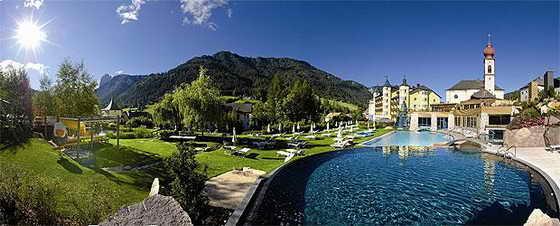 Adler Dolomiti Spa and Sport Resort