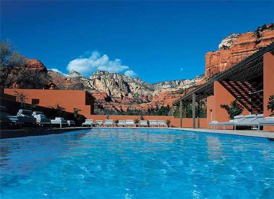 Отель Enchantment Resort and Mii Amo Spa