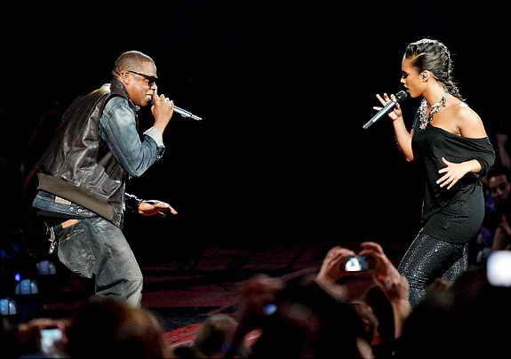 Jay-Z и Алишья Киз