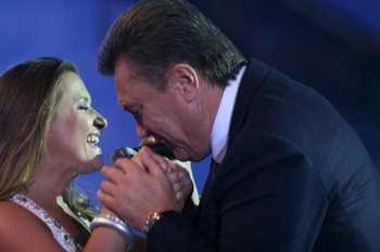 Могилевская за Януковича