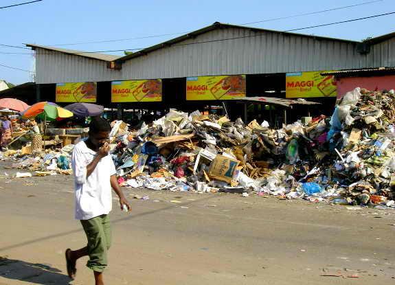 В Габоне прошли массовые послевыборные беспорядки