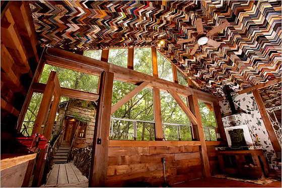 креативные дома