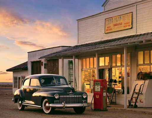 1947 Dodge Sedan