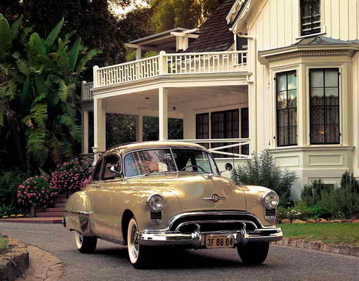 1949 Oldsmobile 75 Deluxe Coupe