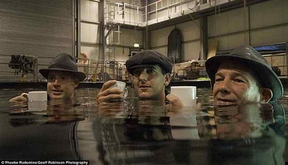 подводная фотостудия