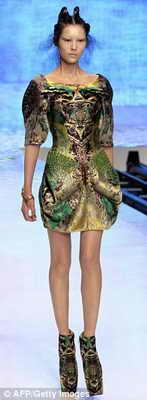 Мода Alexander McQueen