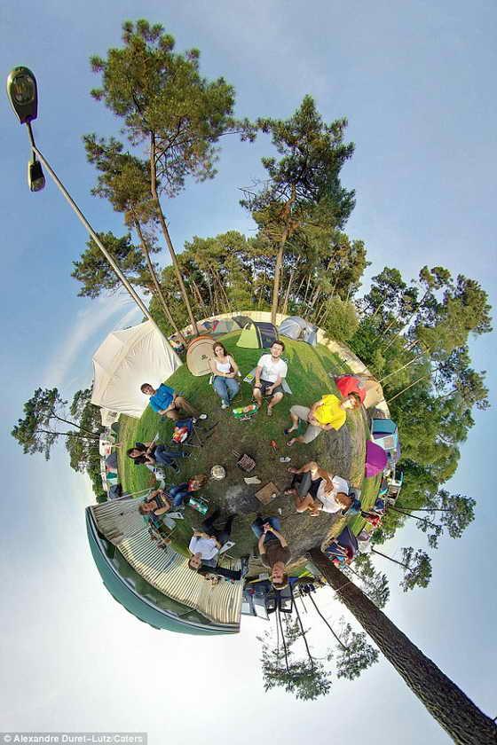 """Счастливые дни:  Планета """"Барбекю с друзьями"""" - отличное место для проведения выходных с друзьями"""