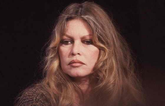 Бриджит Бардо в 1979 году