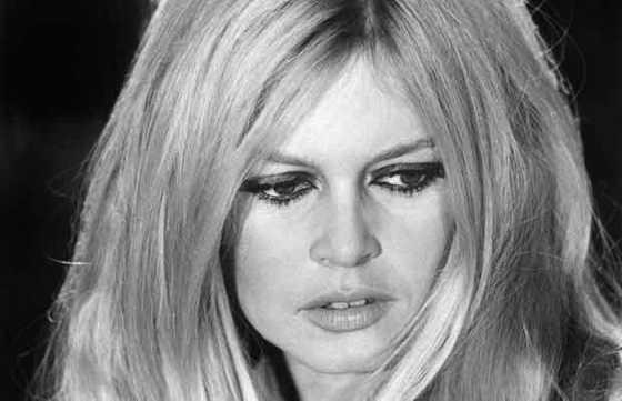 Бриджит Бардо в 1967 году