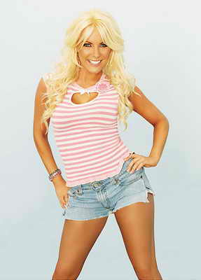Звезда Playboy Кристалл Хэррис - девушка Хефнера № 1 в 2009 году