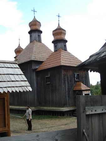 Фотогалерея путешествия: Выходной в музее Пирогово