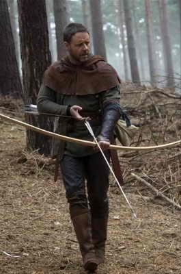 """14-го мая 2010 выйдет картина """"Робин Гуд"""" (""""Robin Hood"""")с Расселлом Кроу в главной роли, а Кейт Бланшетт сыграет его любовь, Мэриэн"""