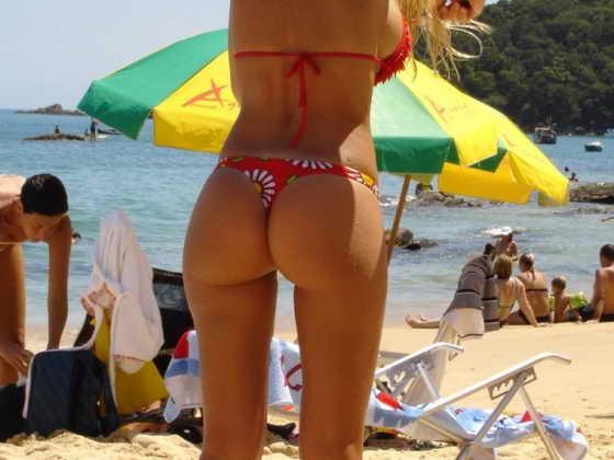 фото бразильских попок