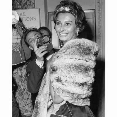 Софи Лорен в 1958