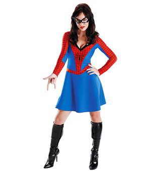 Одни из самых ярких костюмов на Хэллоуин остаются костюмы супер героев: Человека Паука, Супермэна, Женщины Кошки...