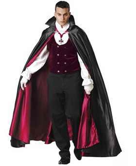 В ночь на Хэллоуин в мире будет настоящее нашествие вампиров, обещает Национальная федерация Хэллоуина National Retail Federation's 2009 Halloween Intentions and Actions Survey, при этом самым популярным образом конечно будет Дракула