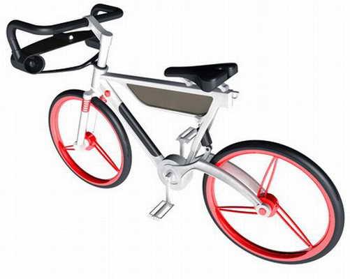 Эко-велосипед