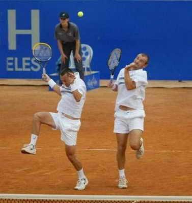 Теннисные приколы