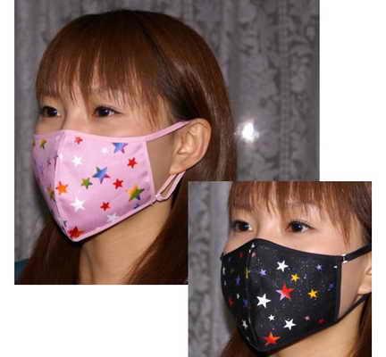 Прикольные маски от свиного гриппа