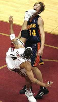 Жесткий баскетбол
