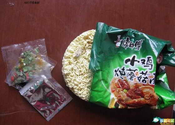 Китайская еда