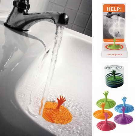 Пробка для ванной: Помогите!