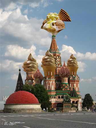 Мороженое-Кремль