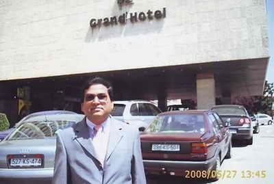 Путешественник-рекордсмен Kashi Samaddar