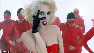 "Lady Gaga ""Bad Romance"""