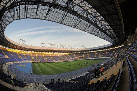 """Стадион """"Матталист"""" ждет Евро-2012"""