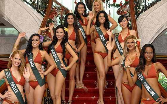 """Около 90 красавиц-участниц со всего мира будут бороться за звание """"Мисс Земля 2009"""""""