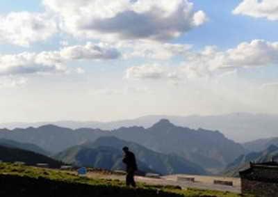 Горы Утайшань, Китай