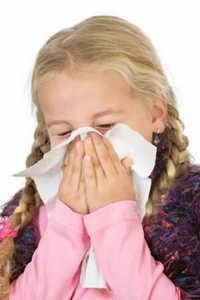простуда насморк