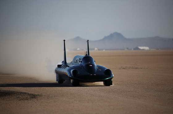 """Паросиловой автомобиль """"British Steam Car"""""""