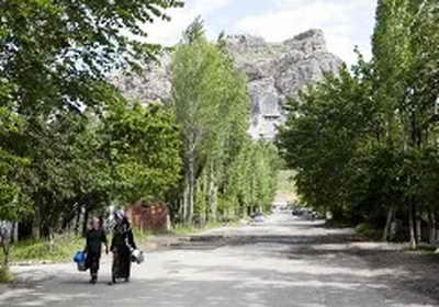 Священная гора Сулейман-Тоо, Кыргызстан