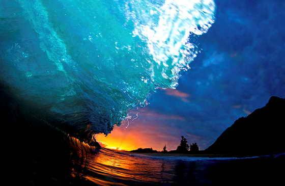 Фотографии волны