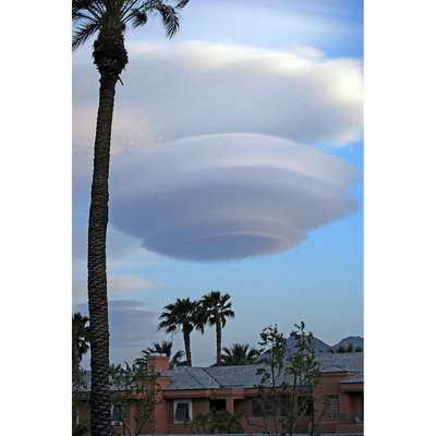 Необычные и красивые облака