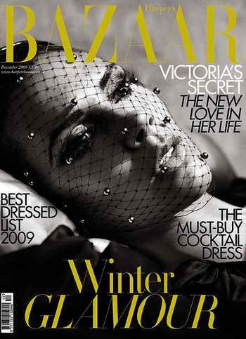 Виктория Бекхэм для журнала Harper's Bazaar