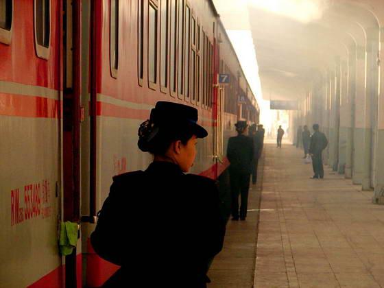 поезд Китай